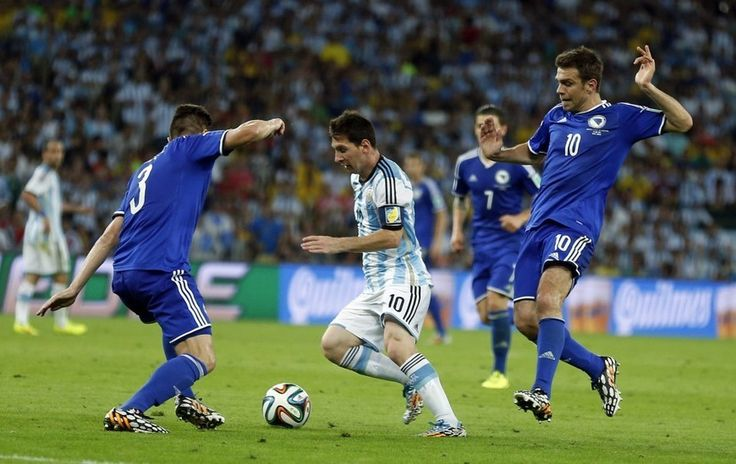 Lionel Messi Goal Today: Watch Video of Messi's Goal in World Cup Match
