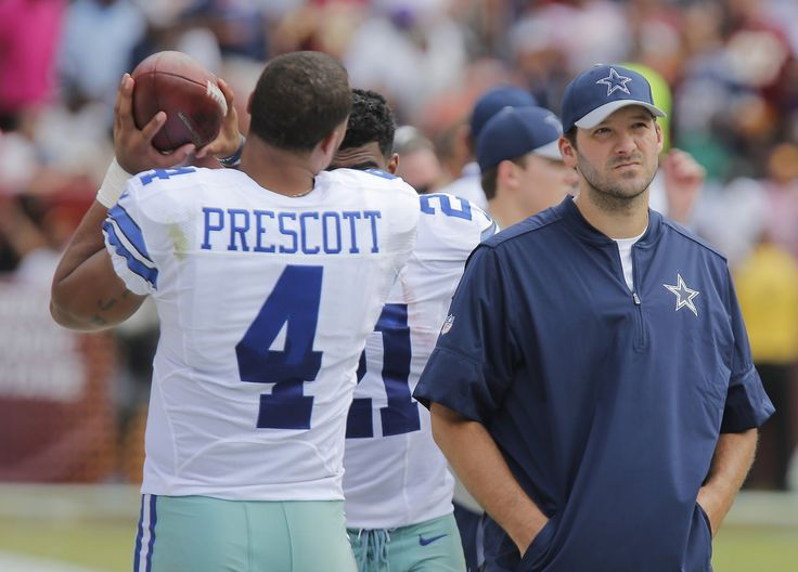 Dak Prescott says the Dallas Cowboys are Tony Romo's team. But is he right?