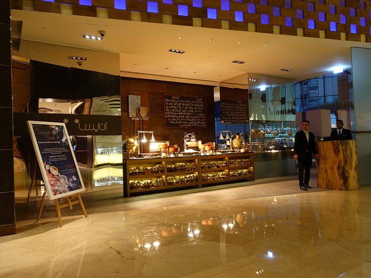 Best Hotel in Dubai Intercontinental Dubai Festival City Review Anise Restaurant Exterior View Sony RX100 V