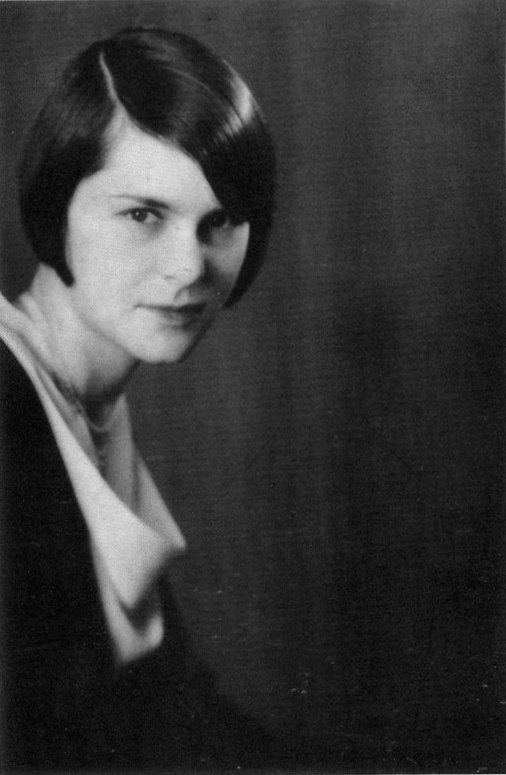 Margaret Bourke-White aged 25, 1929 by Berenice Abbott