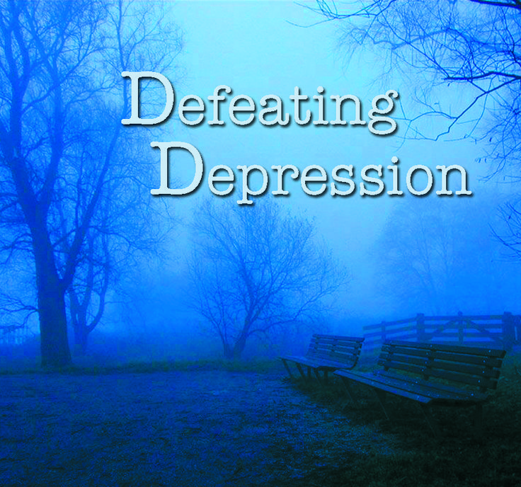 DEFEATING DEPRESSION - Depression is not mental illness. earn about the spiritual roots of depression and God's message of truth and hope. 1-CD $5 http://www.liferecovery.com/sunshop/index.php?l=product_detail&p=17048