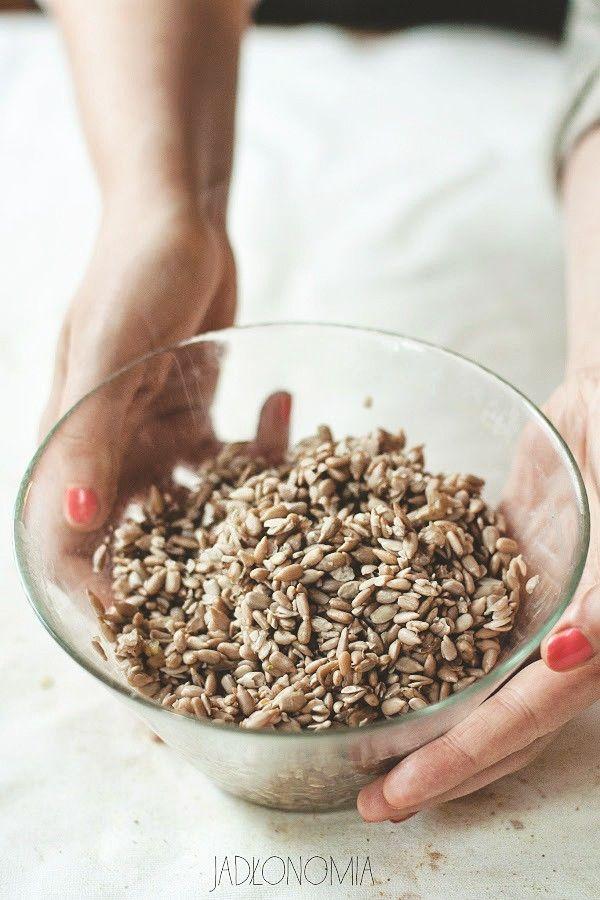 Najprostsza pasta słonecznikowa » Jadłonomia · wegańskie przepisy nie tylko dla wegan