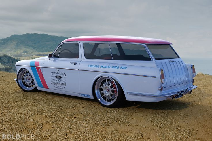 2015 Zolland Design Volvo Amazon Custom Wagon Images | Pictures and Videos