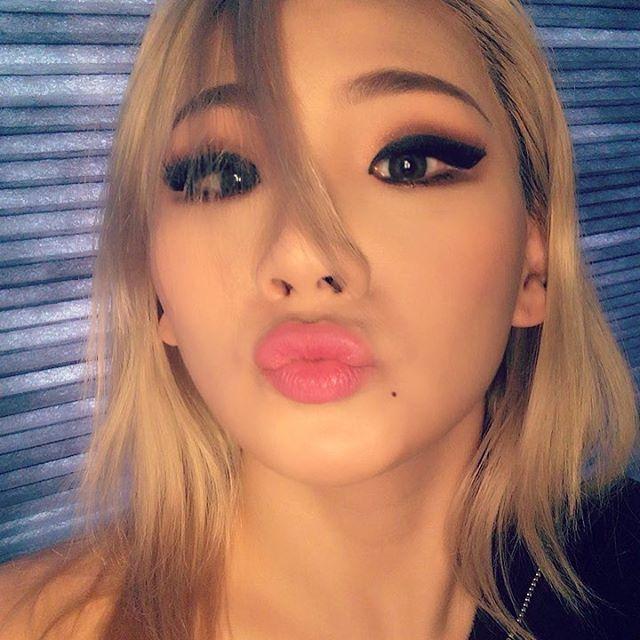 CL IG: chaelincl+PROUD 사시..미+