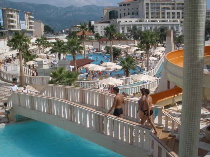 Hotel Mediteran, Budva