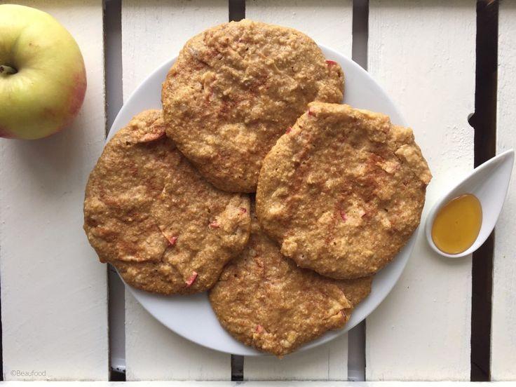 Warme appel kaneel broodjes