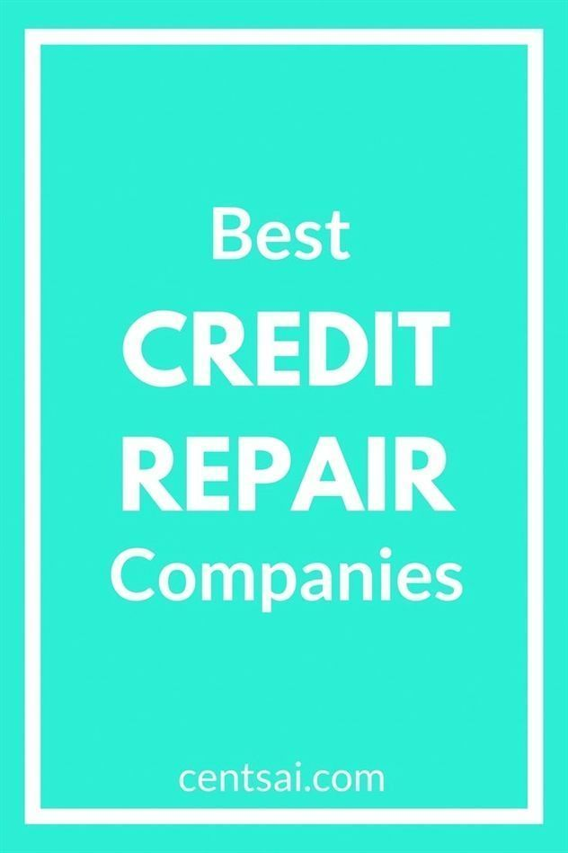 Online Best Credit Repair Companies Credit Repair Companies