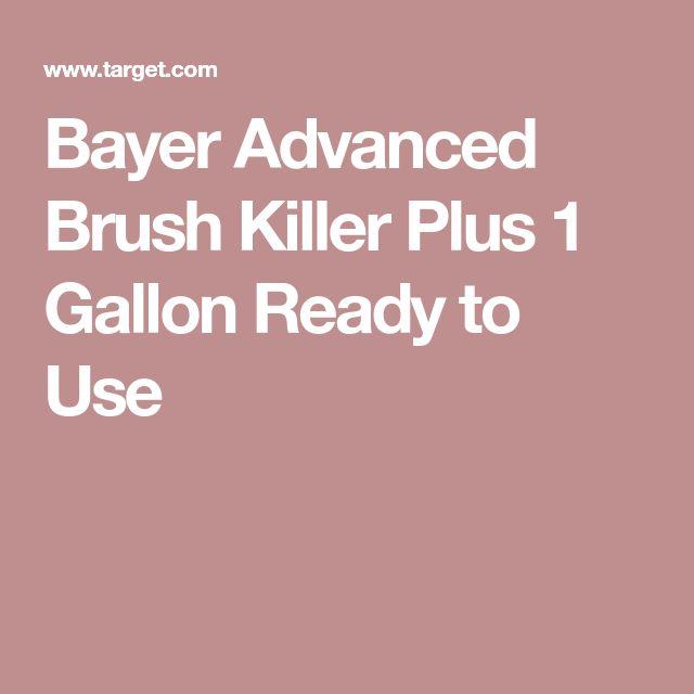 Bayer Advanced Brush Killer Plus 1 Gallon Ready to Use