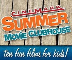 Head to Cinemark Movie Theater at Tinseltown this summer to watch 10 fun films for kids! $5 for 10 movies when purchased in advance at the box office or at Cinemark.com. $1 per show when purchased at the box office.