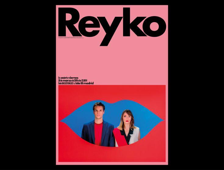 Reyko on Behance