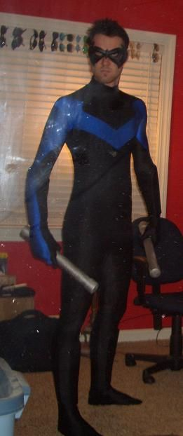 Nightwing - Ala Nocturna