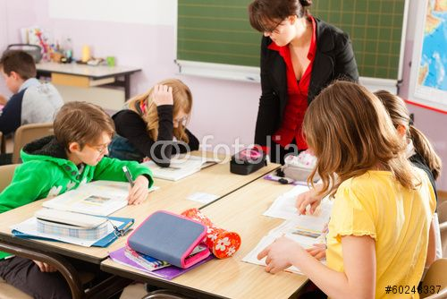 Enseignants, animations scolaires
