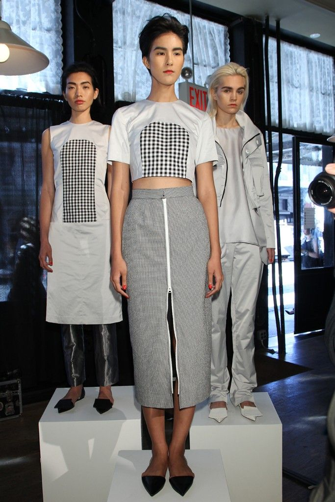 Harbison RTW Spring 2014 - Slideshow - Runway, Fashion Week, Reviews and Slideshows - WWD.com
