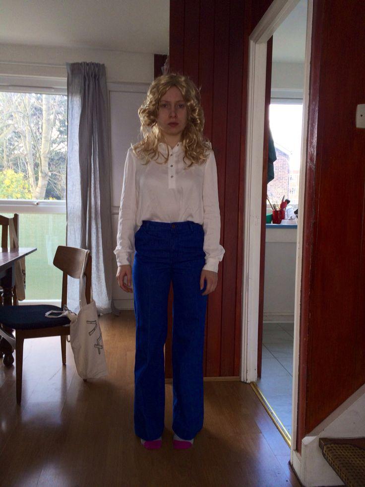 70s normal daytime wear