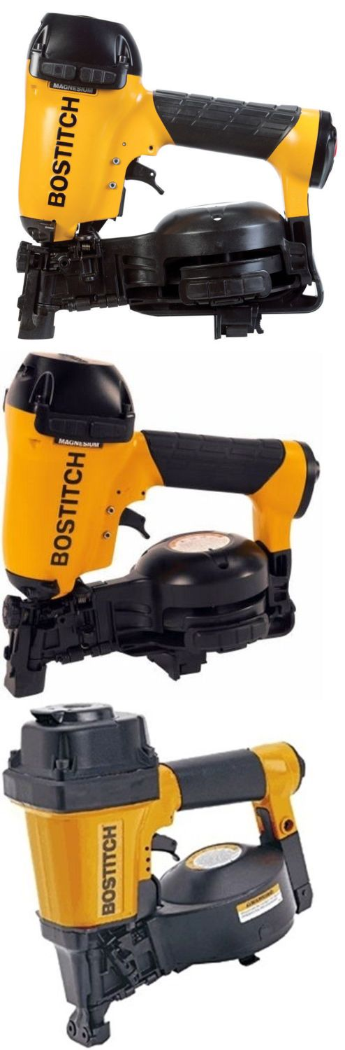 Roofing Guns 42243: Coil-Fed Pneumatic Roofing Nailer By Stanley Bostitch, 3Pk -> BUY IT NOW ONLY: $706.89 on eBay!