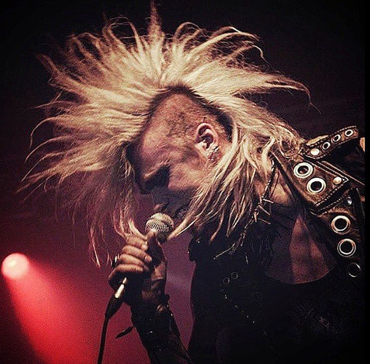 Simon Cruz - Crashdiet