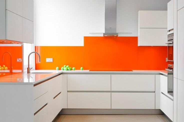 Deco Glaze in Orange