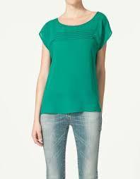 Resultado de imagen de camisas zara mujer