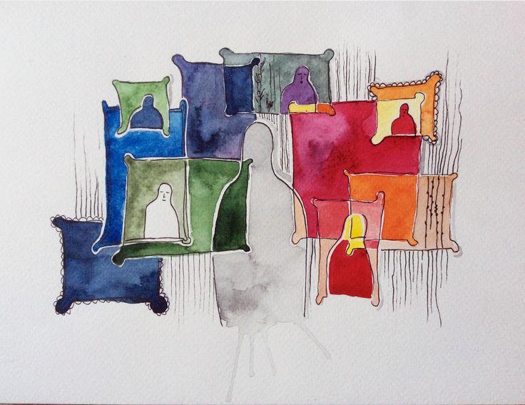peom(Fu) illustration by ugnebalc