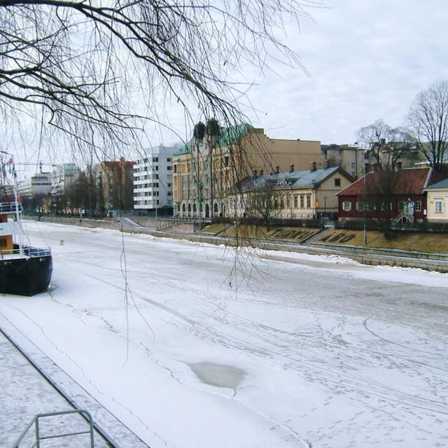 Turku, Finland   (March 2011)