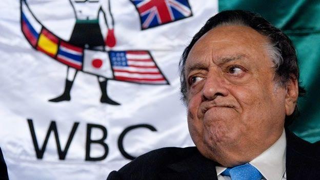 Muere José Sulaimán, presidente del Consejo Mundial de Boxeo