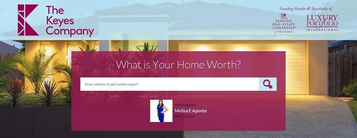 Home Value Estimator by Melisa E Aponte