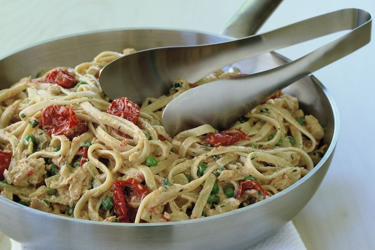 It would only take about 20 minutes to get this easy and impressive pasta dish on the table, so what are you waiting for?