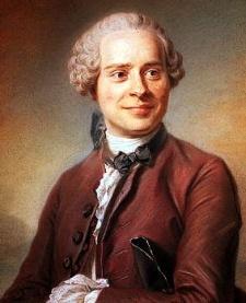 Jean le Rond D'Alembert o Jean Le Rond d'Alembert (16 de noviembre de 1717, París - 29 de octubre de 1783, París, Francia) fue un matemático, filósofo y enciclopedista francés, uno de los máximos exponentes del movimiento ilustrado - Maurice Quentin de La Tour (5 de septiembre de 1704, San Quintín, Francia - 17 de febrero de 1788, San Quintín, Francia). Fue un retratista rococó francés, que trabajó principalmente con la técnica de la pintura al pastel. Dentro de sus clientes más afamados se…