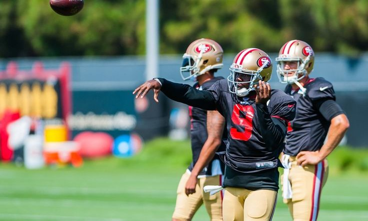 49ers backup quarterback Thad Lewis has torn ACL = The injury news for San Francisco 49ers backup quarterback Thad Lewis went from bad to worse Monday as reports surfaced that he suffered a torn ACL.  He suffered the injury Sunday night in.....