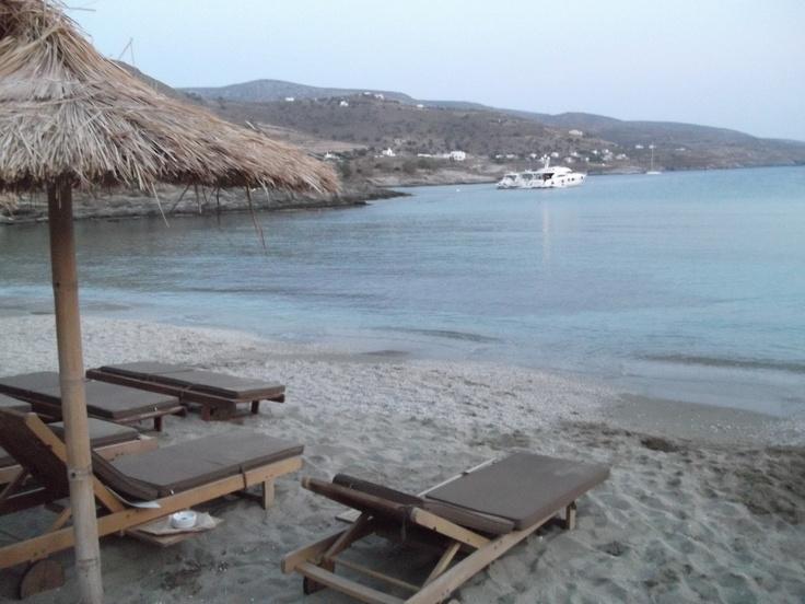 Peaceful Beach....
