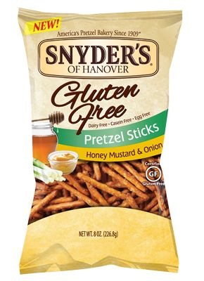 Gluten-Free Honey Mustard & Onion Sticks