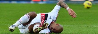 El holandés De Jong sufre una rotura del tendón de Aquiles