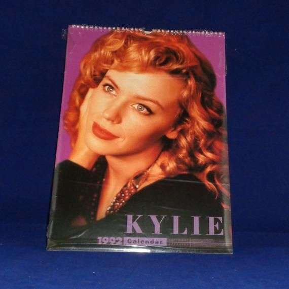 Totally Rare Kylie Minogue Copyright Approved Culture Shock 1992