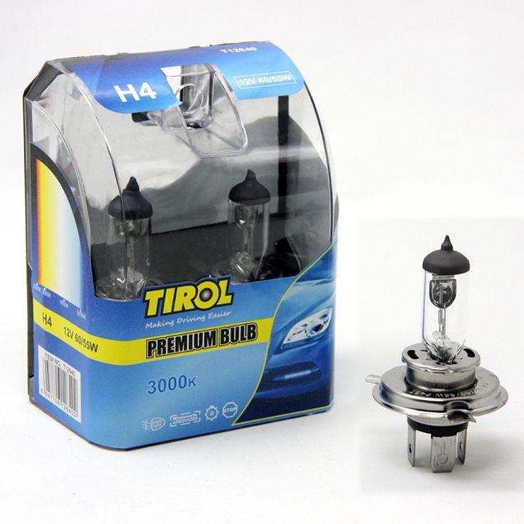 $46.36 (Buy here: https://alitems.com/g/1e8d114494ebda23ff8b16525dc3e8/?i=5&ulp=https%3A%2F%2Fwww.aliexpress.com%2Fitem%2FTirol-T12640c-10pairs-lot-H4-12V-60-55W-Headlight-Bulb-Lamp-Halogen-Super-White-3000K-Replacement%2F32331743745.html ) Tirol T12640c 10pairs/lot H4 12V 60/55W Headlight Bulb Lamp Halogen Super White 3000K Replacement Car Light Source FREESHIPPING for just $46.36