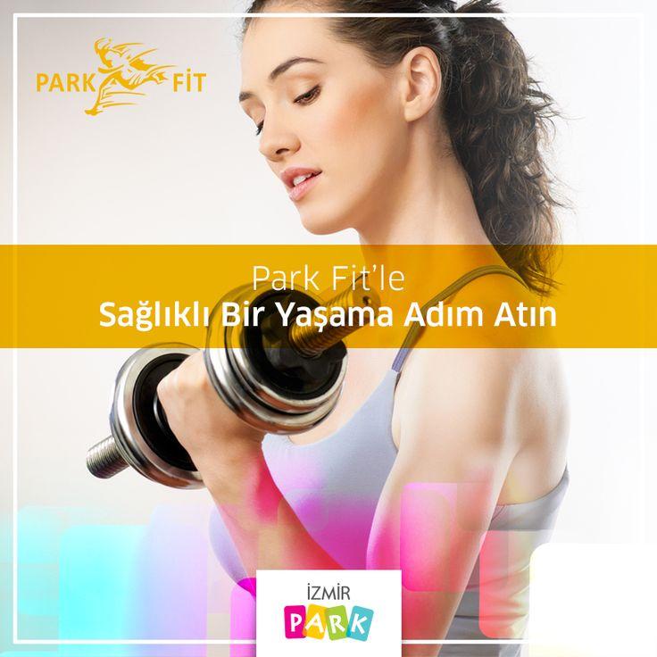 İzmir Park, Park Fit'e gelin; dengeli ve mutlu bir yaşam için keyifli bir ortamda düzenli olarak spor yapın.