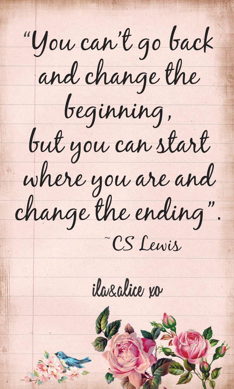 One Of My Favourite Cs Lewis Quotes Encouragingquote Cs
