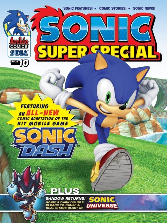 sonic the hedgehog comics online reading