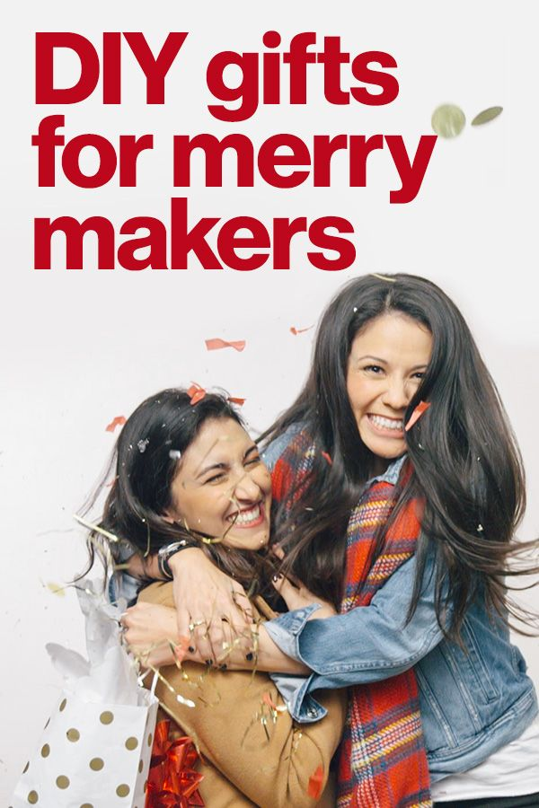 Shop our collection of DIY kits for merry makers and prepare for a holiday freakout.
