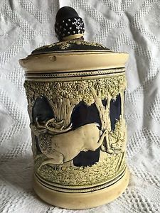 Ancien POT A Tabac Eckhardt Engler Germany Début 1900   eBay