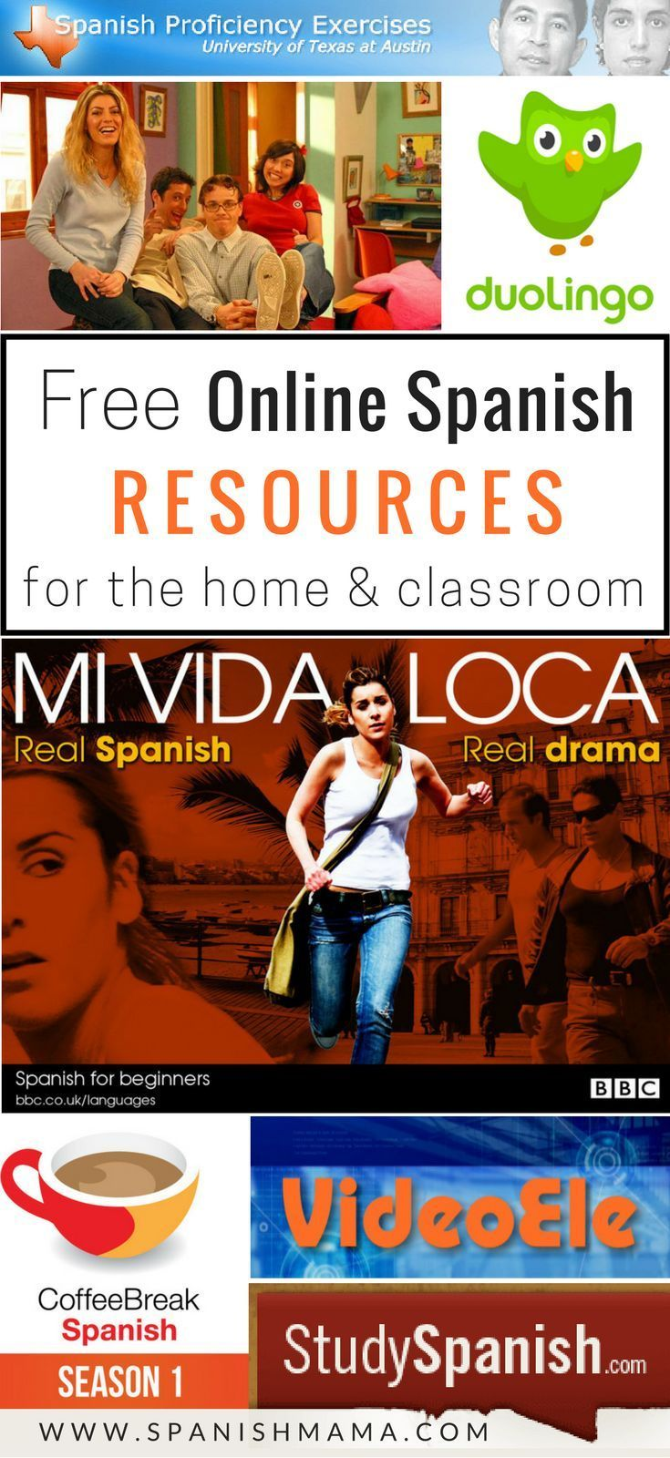 OnlineFreeSpanish.com - Study Spanish for free with our ...