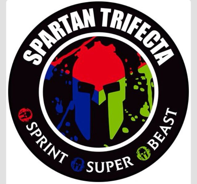 Spartan Race Trifecta Tribe | Race Medal Display ...