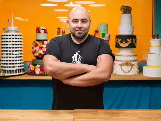 Tough It Out with Duff Goldman's New Baking Competition, Duff Till Dawn - I'm excited about this one!!