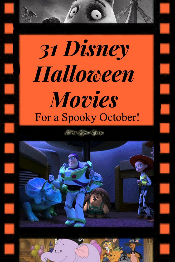 Ultimate List of Disney Halloween Movies Disney
