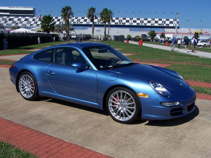 2006 Porsche 911 (997) Azzuro California Blue