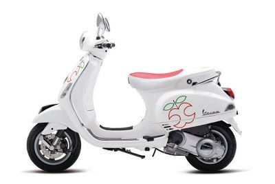 TechAUN | All about the future of Smartphones: Vespa LX 125 Vespa Mangia Inspired by the Apple