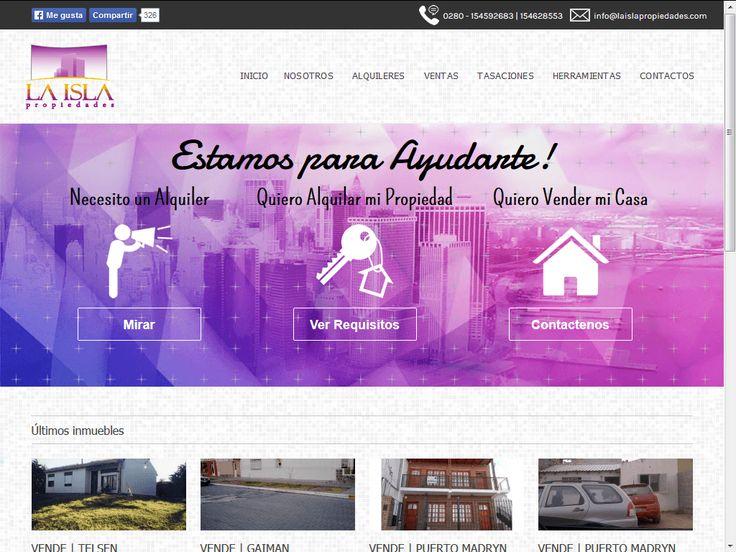 www.laislapropiedades.com