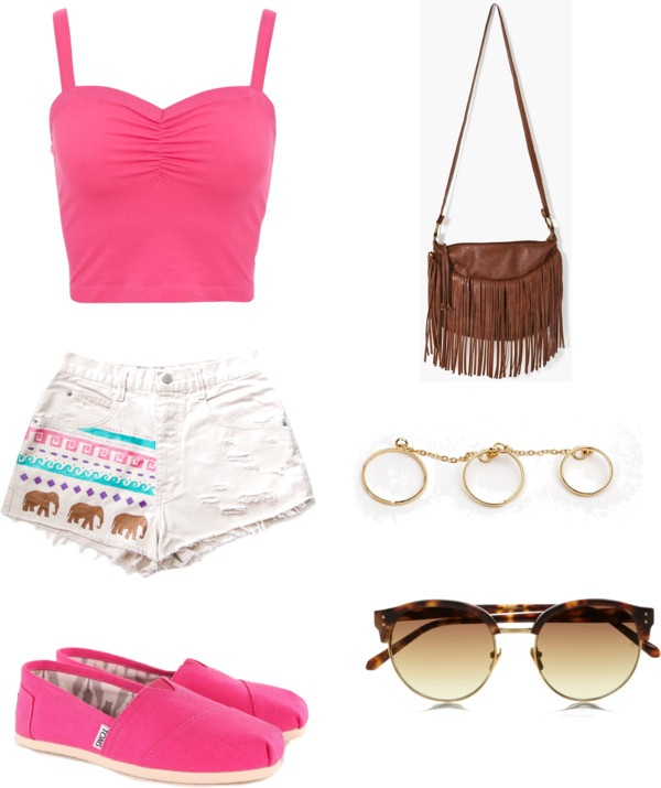 """summer festival"" by raquelgrey on Polyvore"