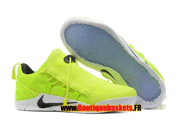 Nike Kobe A.D. NXT ID Chaussures New Basketball Nike Homme Vert/Noir 1706162622-Visitez le site BoutiqueBaskets.fr et découvrez toutes les nouveautés Nike, notamment les Nike Air Max, les Air Jordan, les Chaussures Requin et les produits en vente.