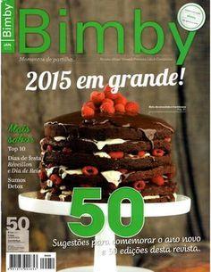 Revista bimby 2015 janeiro