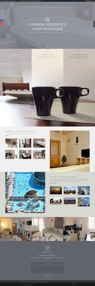 Thermal Residence Apartman Eger